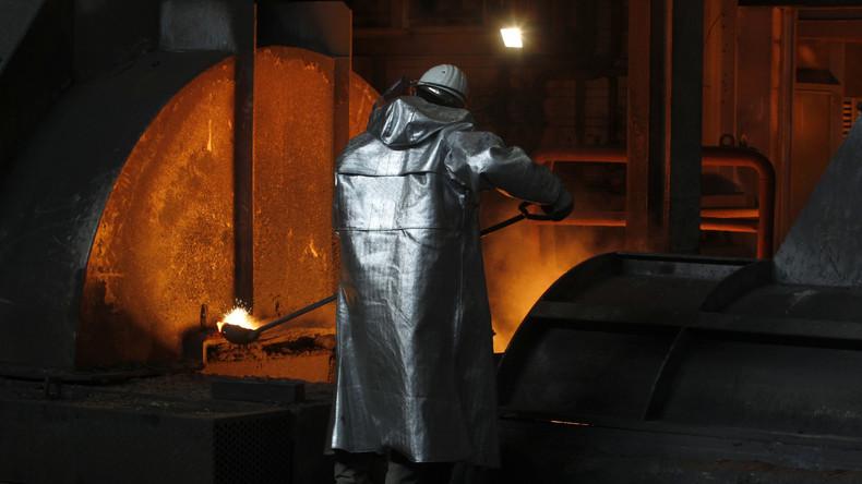 Deutsche Metall- und Elektroexporte erreichen Rekordwert