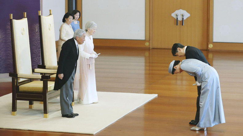 Japan ehrt Kaiser Akihito zum 30. Thronjubiläum