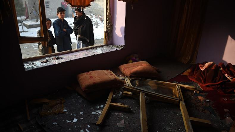 UN-Bericht: Zahl der zivilen Todesopfer in Afghanistan auf neuem Höchststand