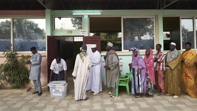 Senegal wählt Staatschef