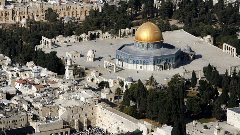 Israel nimmt nach Tempelberg-Unruhen muslimische Verwalter fest