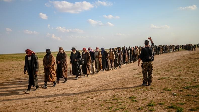 Kurden widersprechen Trump-Drohung zu europäischen IS-Kämpfern