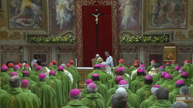Papst verspricht Ende der Vertuschung von Missbrauch