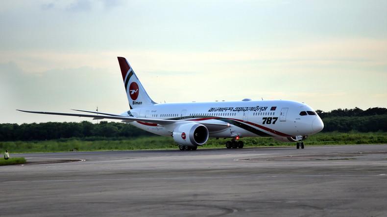 Versuchte Flugzeugentführung in Bangladesch: Niemand verletzt, Täter gefasst