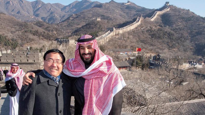 Peking und Riad unterzeichnen zehn Milliarden US-Dollar schweres Raffinerieabkommen