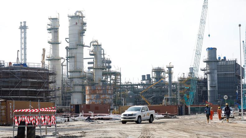 Nigeria fordert von Ölkonzernen Steuernachzahlungen im Wert von 20 Milliarden US-Dollar