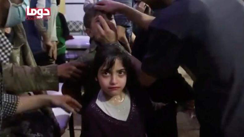 Dr. Gniffkes Macht um Acht - Die Tagesschau und die Giftgas-Inszenierung im syrischen Duma