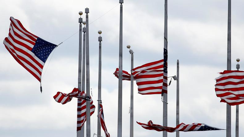 """""""Besser geht's nicht"""" - US-Bürger bescheinigen ihrem Land höchstes internationales Ansehen"""