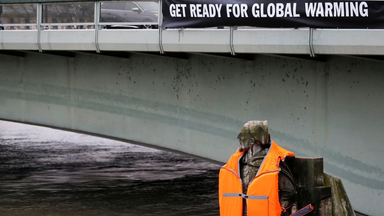 """""""Leugnen unmöglich"""": Klare Anzeichen für menschengemachte globale Erwärmung"""