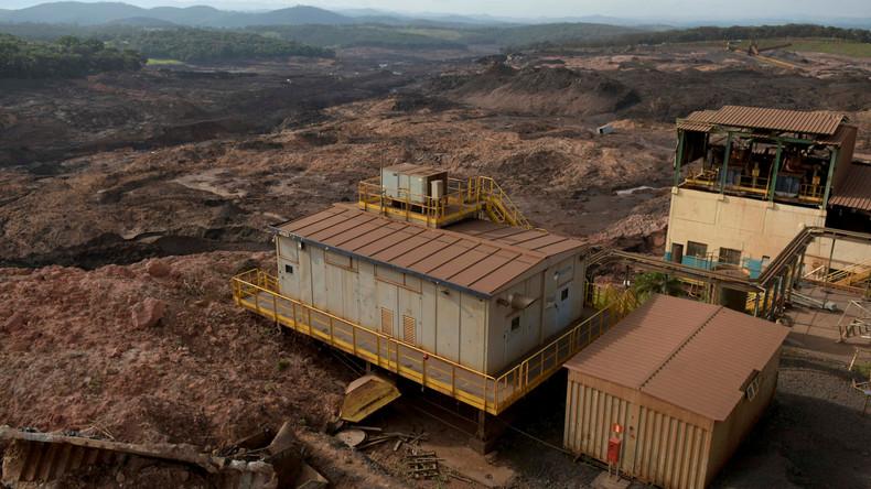 Immer noch Dutzende Vermisste einen Monat nach Dammbruch in Brasilien