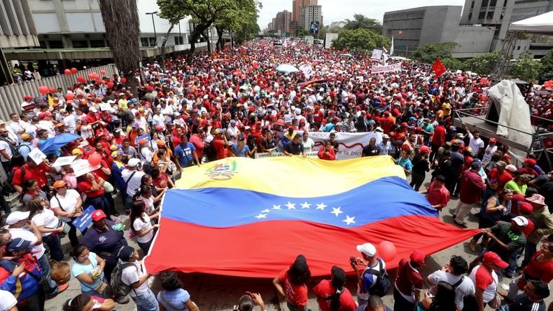 USA verhängen neue Sanktionen gegen Funktionäre in Venezuela