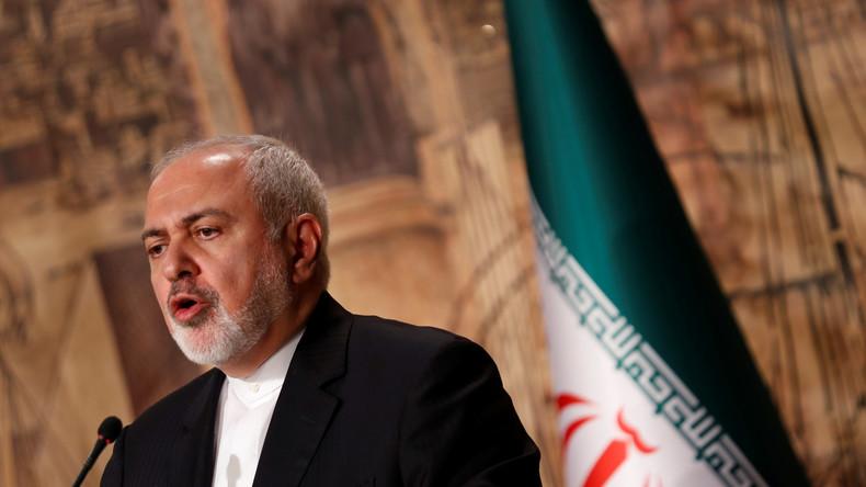 Iranischer Außenminister kündigt Rücktritt an