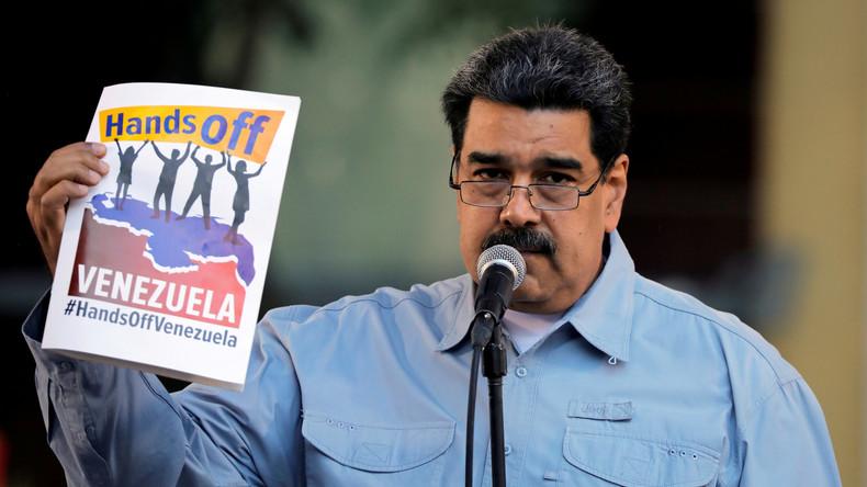 Lima-Gruppe strebt internationale Verurteilung von Nicolás Maduro an