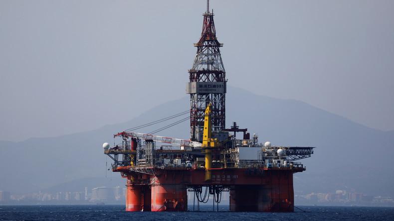 China meldet massive Öl- und Gasfunde im Golf von Bohai