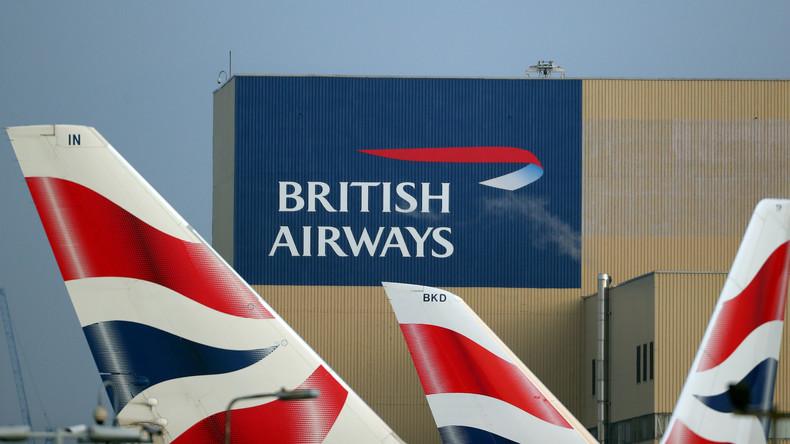 Horrorflug vor Gibraltar: Flugzeug schlingert bei Landeversuch