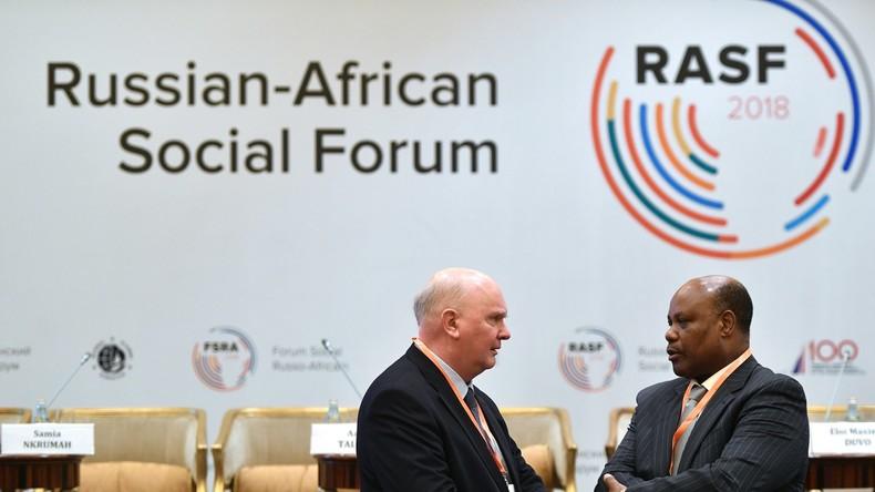 Russische Föderation bereitet sich auf ersten Russland-Afrika-Gipfel vor