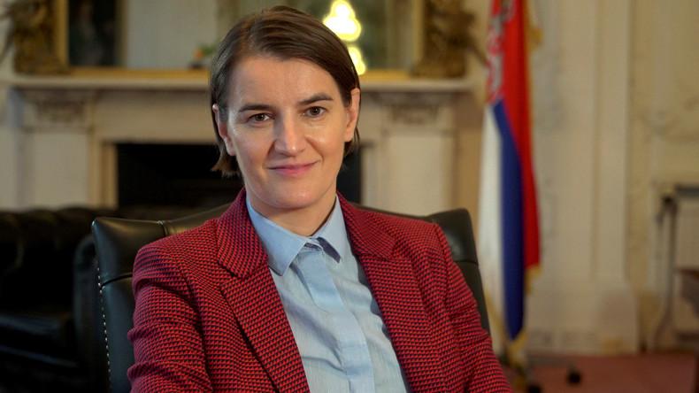 Serbien: Lebensgefährtin lesbischer Premierministerin bringt Kind zur Welt