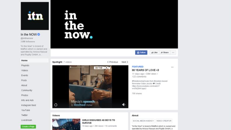 Facebook erlässt Sonderregeln für Seiten mit RT-Verbindung und hebt dafür Sperrung auf