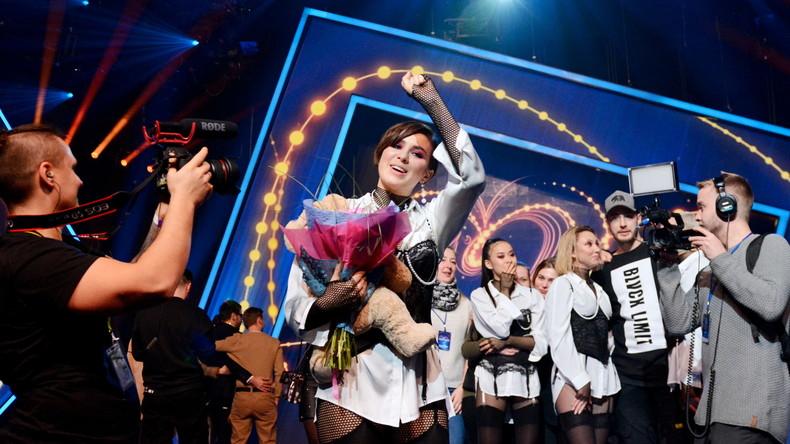 Ukraine: Sängerin darf wegen Russland-Konzerten nicht am Song Contest teilnehmen