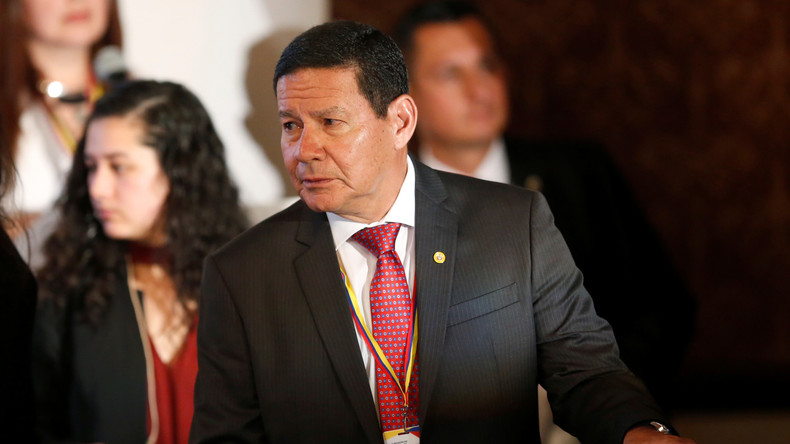 """Brasilien: """"Keine Erlaubnis für USA, über unser Territorium in Venezuela zu intervenieren"""""""