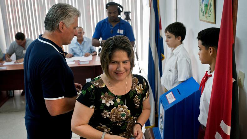 Große Mehrheit der Kubaner stimmt für neue Verfassung