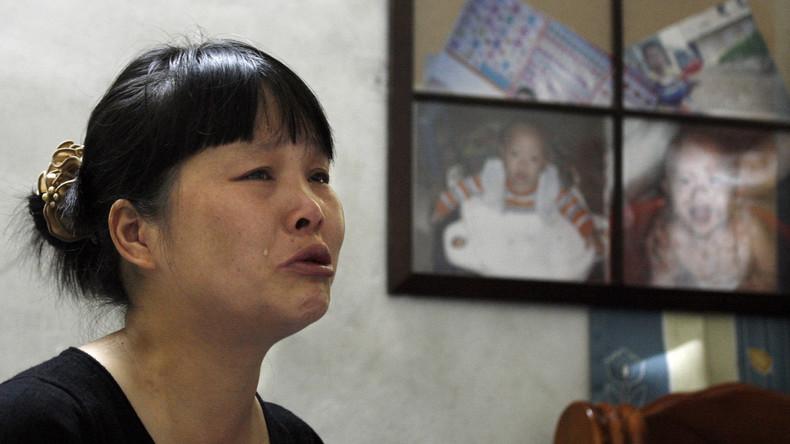 Chinesisches Entführungsopfer nach 31 Jahren mit Eltern wiedervereint