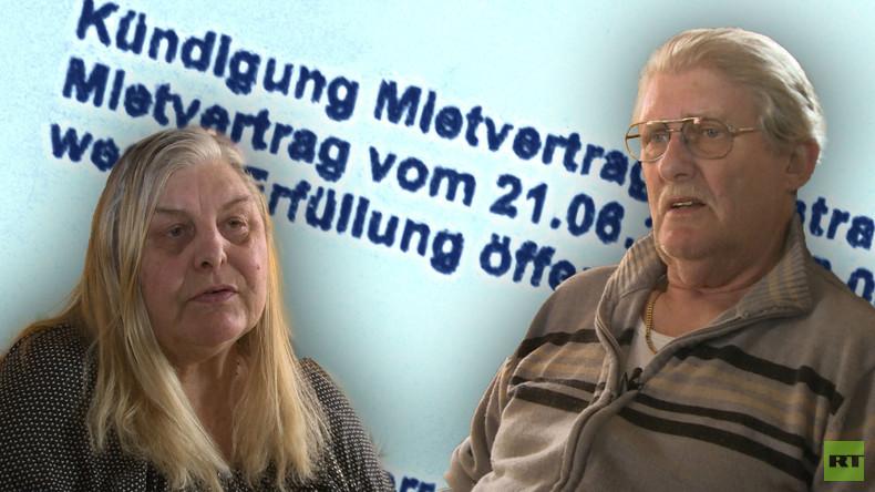 Kündigung nach 24 Jahren: Rentner-Paar muss wegen Flüchtlingsunterbringung aus Wohnung