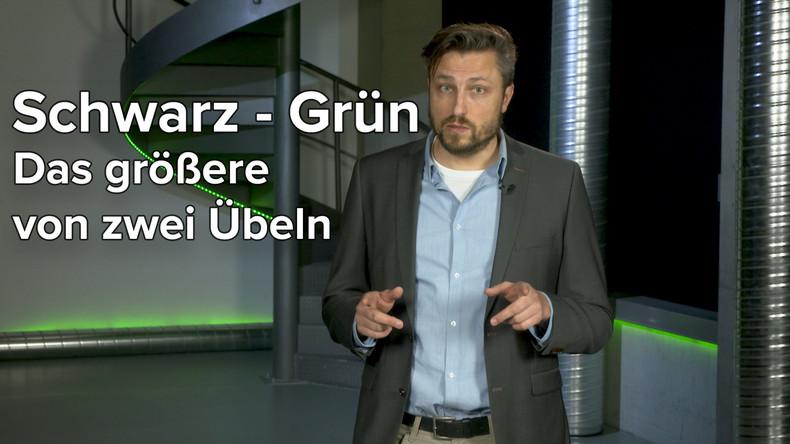 Schwarz-Grün: Das größere von zwei Übeln