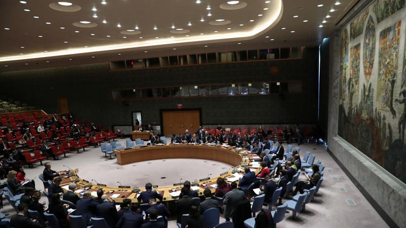 LIVE: Dringlichkeitssitzung des UN-Sicherheitsrats zur Krise in Venezuela