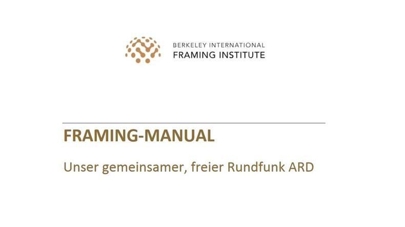 Kontrollierte Demokratie: Die Manipulation hinter dem Framing-Manual der ARD