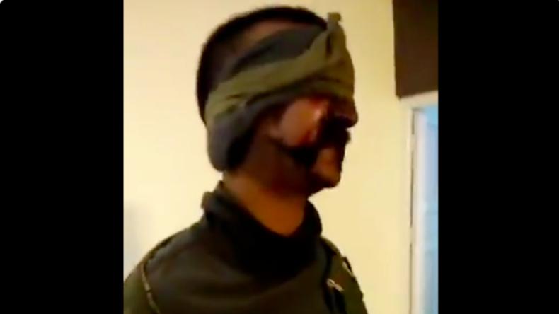 Nach Abschuss: Pakistan veröffentlicht erstes Video des gefangenen indischen Piloten