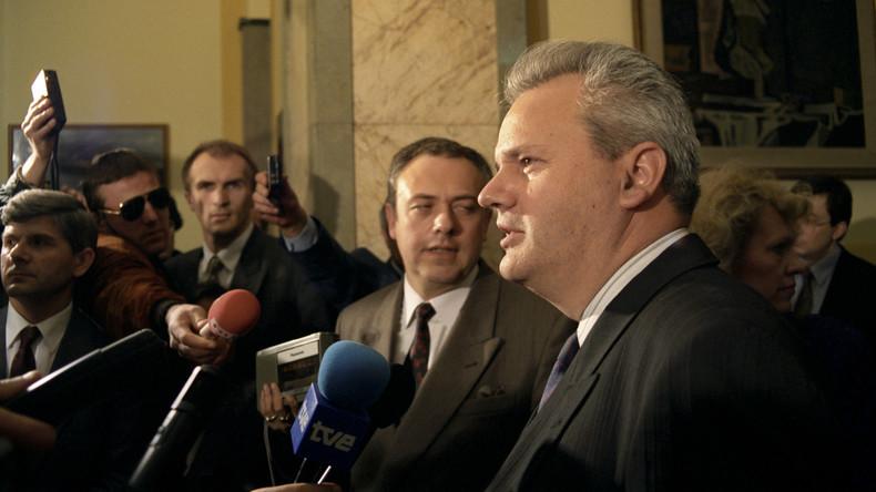 20 Jahre seit NATO-Angriff auf Jugoslawien: Warum wurde Milošević zum Hassobjekt des Westens?