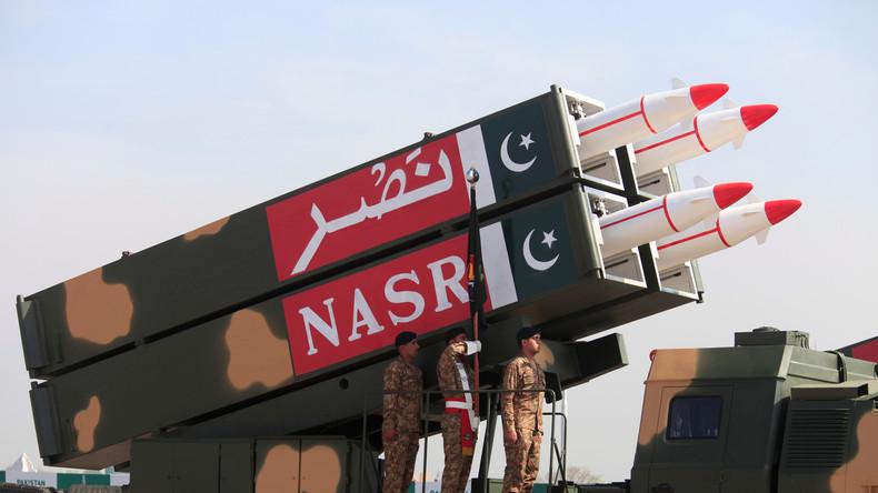 Pakistanischer Luftwaffen-Kommandant warnt: Konflikt mit Indien kann zu Atomkrieg eskalieren (Video)