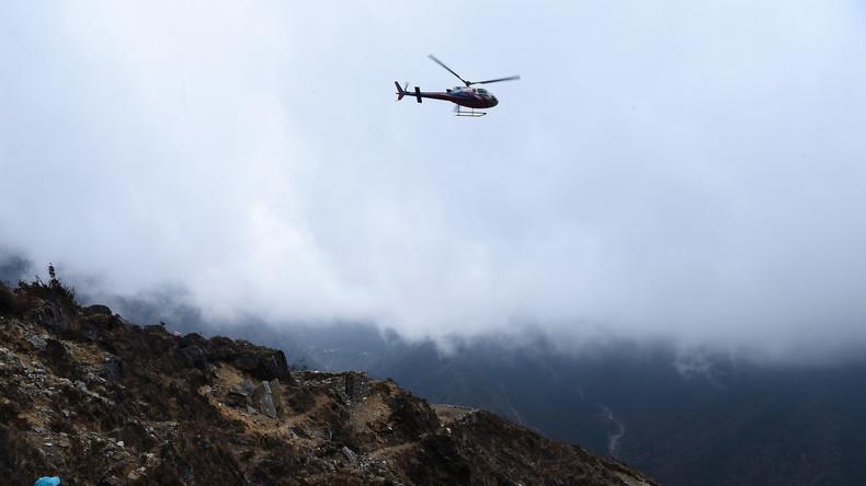 Nepalesischer Tourismusminister bei Hubschrauberabsturz gestorben