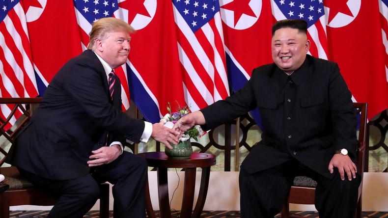 Trump hofft bei Denuklearisierung Pjöngjangs auf Hilfe aus China und Russland