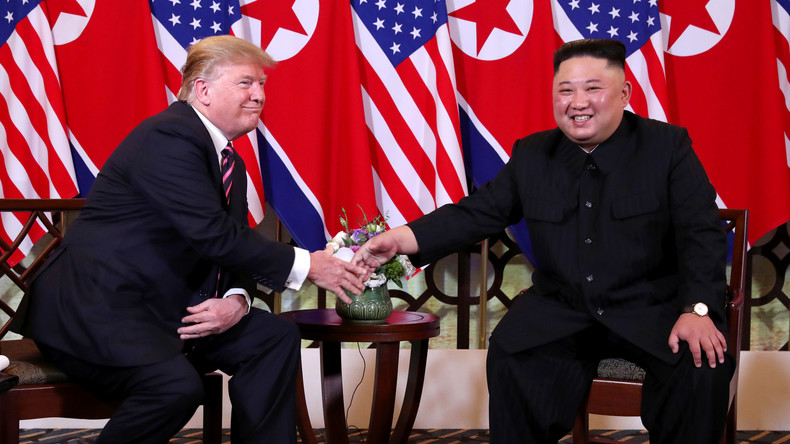 Empörung in den USA: Trump verteidigt Kim im Fall Warmbier