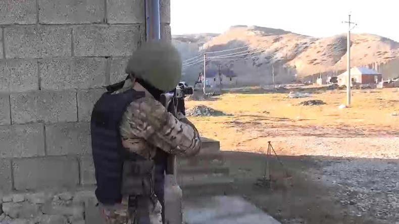 Russland: Drei Terrorverdächtige im Nordkaukasus getötet