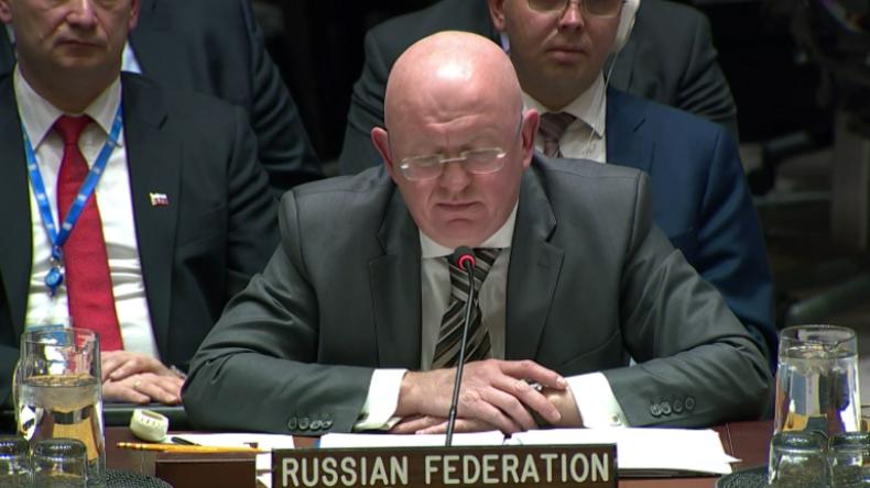UN-Vertreter Russlands und der USA streiten über Venezuela