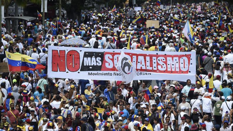 Venezuela und die angebliche sozialistische Gefahr für die USA