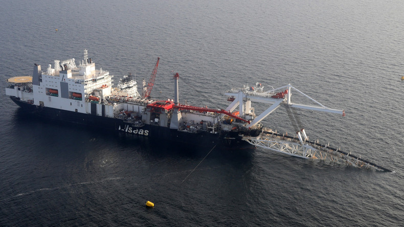 Umfrage: Mehrheit der Deutschen für Bau der Pipeline Nord Stream 2