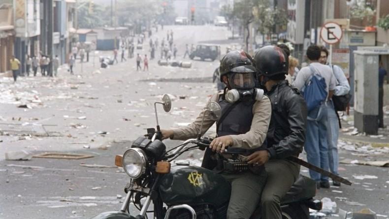 Das Caracazo-Massaker - Venezuela vor 30 Jahren