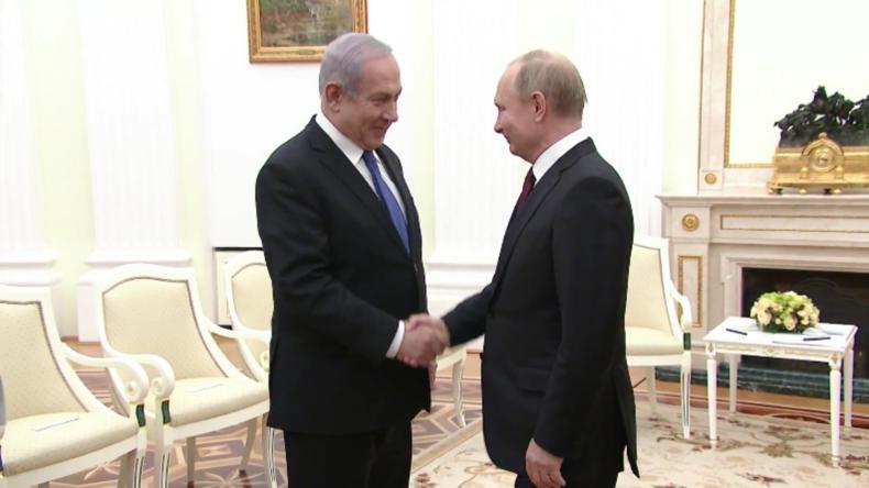 Netanjahu kündigt Denkmal für Opfer der Leningrad-Belagerung in Jerusalem an