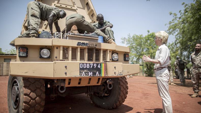 """Bundeswehr in Mali: Maas fordert langen Atem in """"sehr gefährlichem Einsatz"""""""