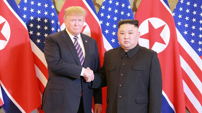 Kim bekräftigt bei Gipfel Bereitschaft zur atomaren Abrüstung