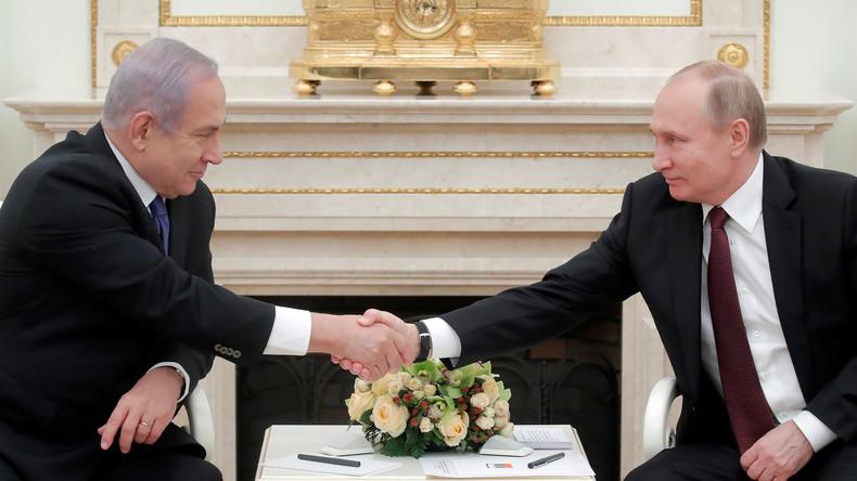 Putin empfängt Netanjahu: Lage im Nahen Osten und bilaterale Zusammenarbeit im Mittelpunkt