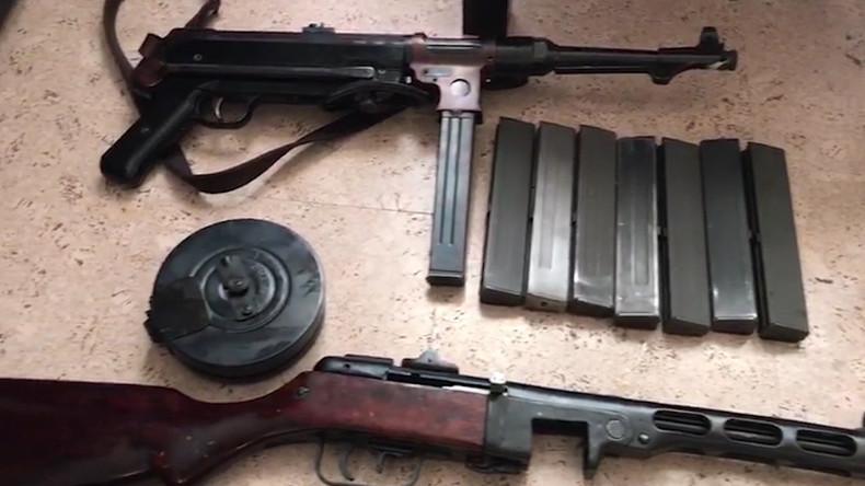 Organisierte Grabräuber verkaufen Waffen aus Großem Vaterländischen Krieg – vom FSB festgenommen