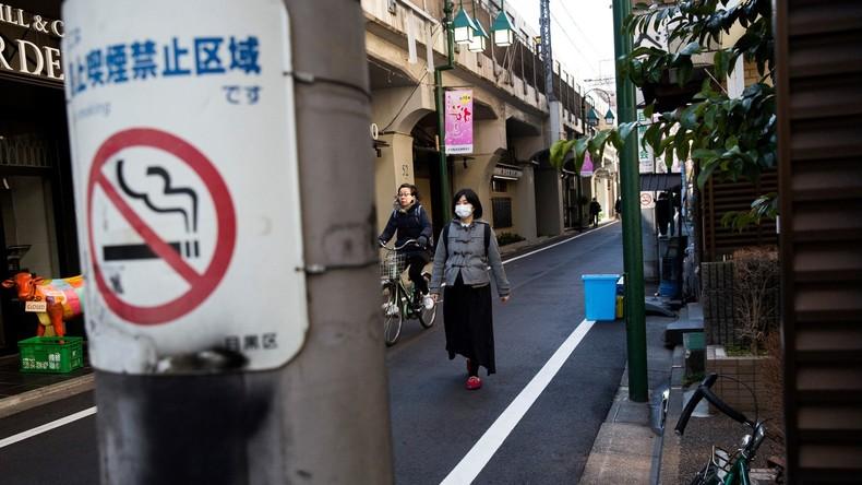 Rauchfreies Olympia: Zigarettenverbot bei den Sommerspielen in Tokio
