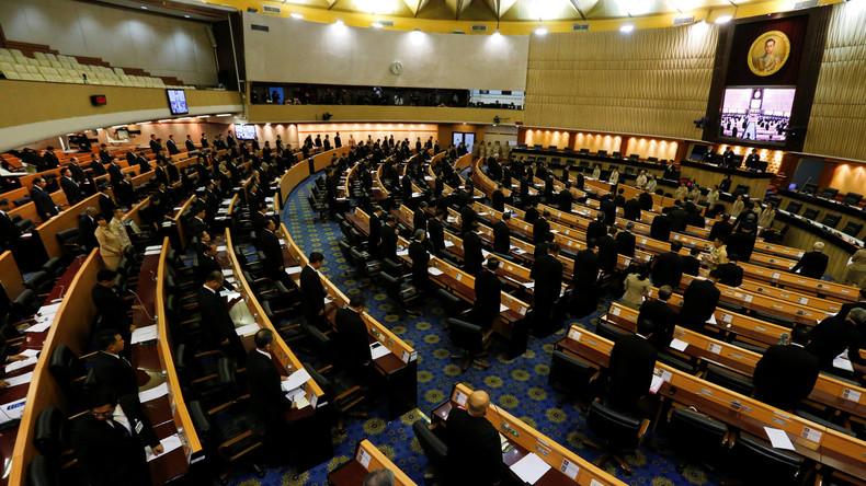 Thailand beschließt neues Gesetz gegen Hackerangriffe