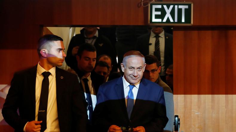 Israelisches Justizministerium: Anklage gegen Premierminister Netanjahu wegen Korruptionsfällen
