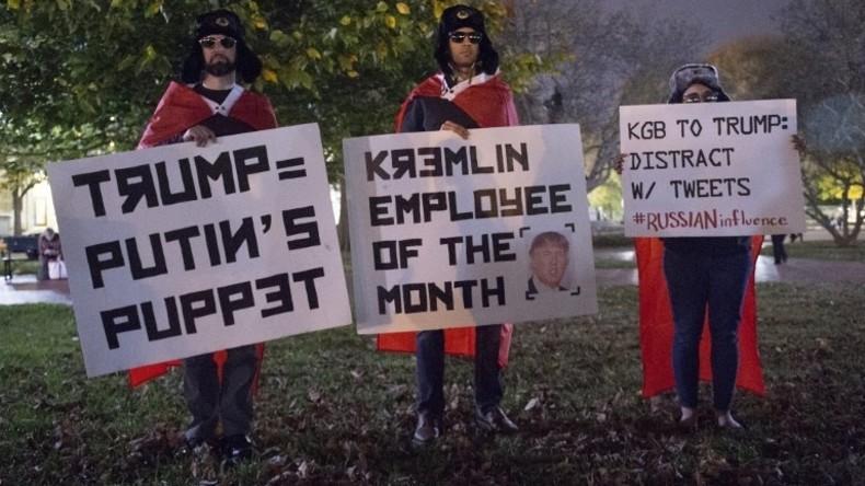"""USA: Ermittlung gegen Trump-Wahlkampfteam """"wegen Russlandverbindung"""" in der Sackgasse (Video)"""